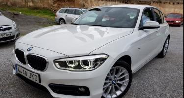 BMW 118d Sport Line 150cv