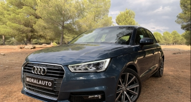 AUDI A1 SPORTBACK 1.0 TFSI 95cv S TRONIC Ambition Luxe