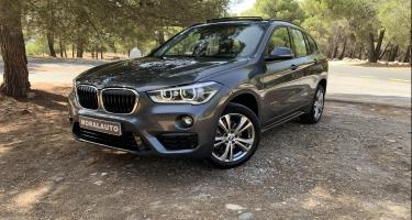 BMW X1 18dA S Drive 150cv SPORT LINE