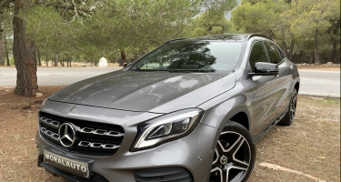 Mercedes GLA 220d 177cv AMG 7G-Tronic